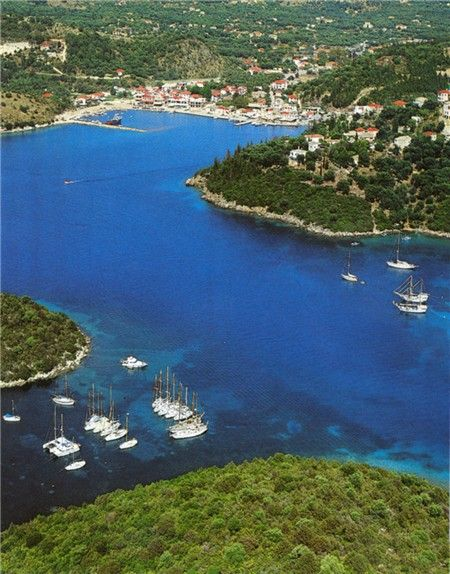 Syvota, Greece