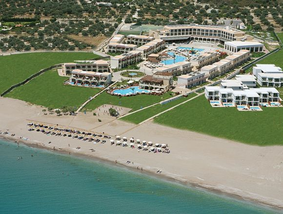 Mythos Beach Resort Earns 2013 Tripadvisor Certificate Of Excellence
