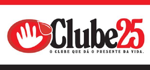 Olá! Hoje vamos divulgar uma campanha linda de doação de sangue encabeçada pela Cruz Vermelha, chamada Clube 25, leia, assista ao vídeo e participe!