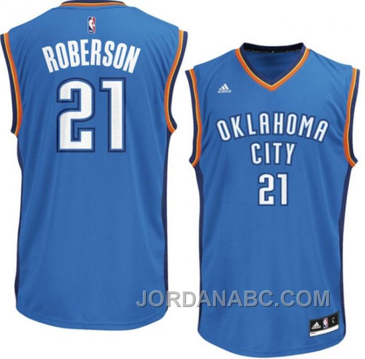 http://www.jordanabc.com/oklahoma-city-thunder-21-new-swingman-road-blue-jersey-andre-roberson.html OKLAHOMA CITY THUNDER #21 NEW SWINGMAN ROAD BLUE JERSEY ANDRE ROBERSON Only $69.00 , Free Shipping!
