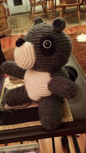 Cooper the raccoon :)