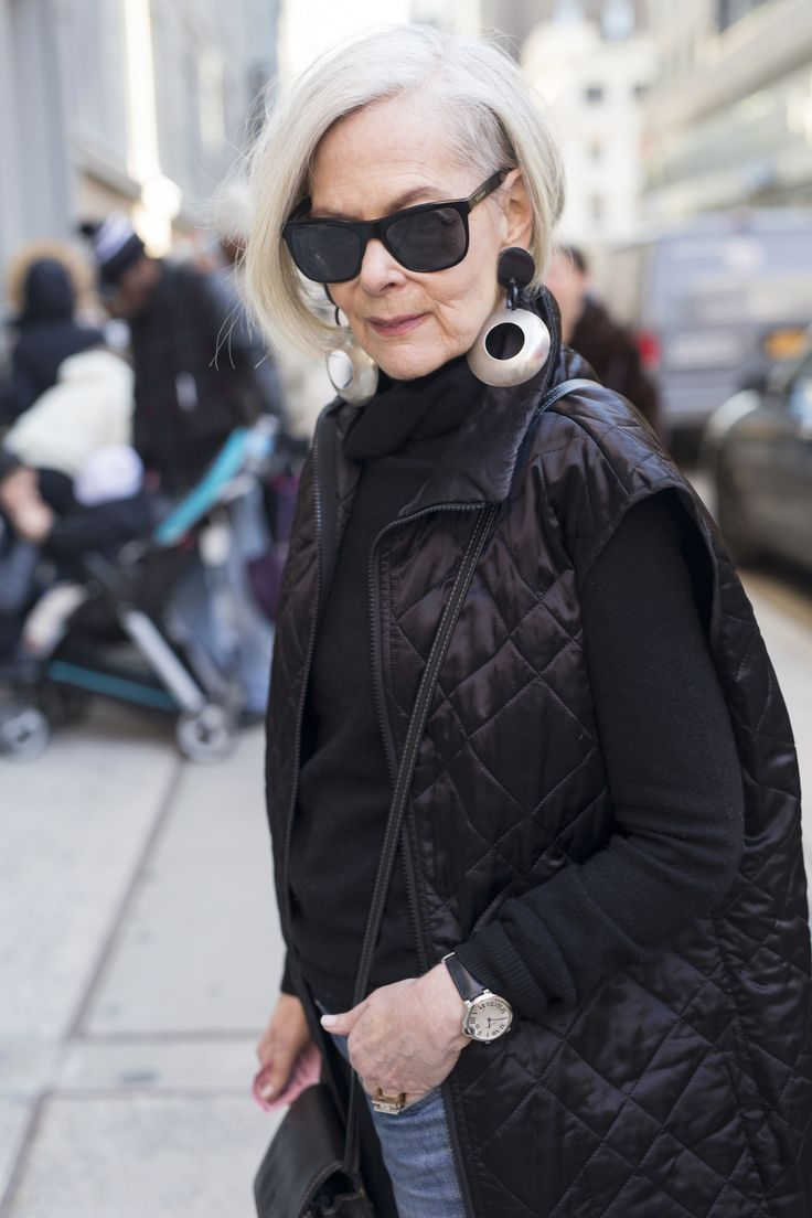 Lyn Slater, The Accidental Icon, Manhattan - Advanced Style