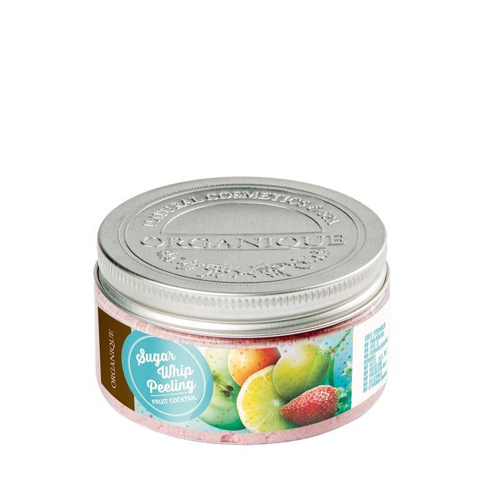 Cukrowa pianka peelingująca do ciała Owocowy koktajl 100 ml
