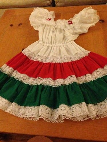 Mexican Traditional Dress