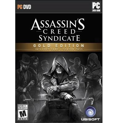 Assassin's Creed Syn GE 1 PC (UBP60821060)