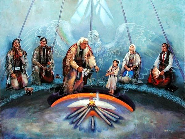 religion of puritans and native americans From the time of the puritans, many americans have made sense  the interplay of american religion and american political visions  native americans could find.
