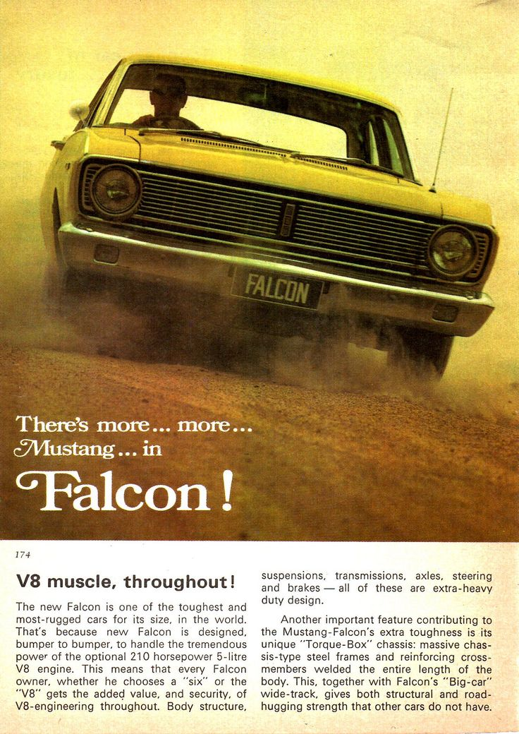 https://flic.kr/p/JnDRxA | 1968 XT Ford Falcon Sedan & Wagon More...More...Mustang Page 6 Aussie Original Magazine Advertisement