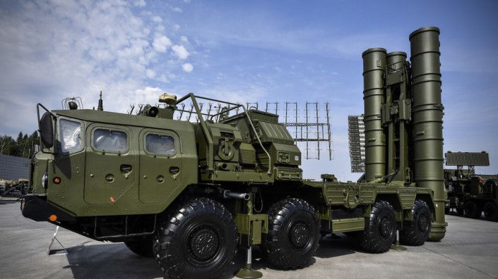 US threatens sanctions as Iraq eyes Russias S-400 missile system  RT World News