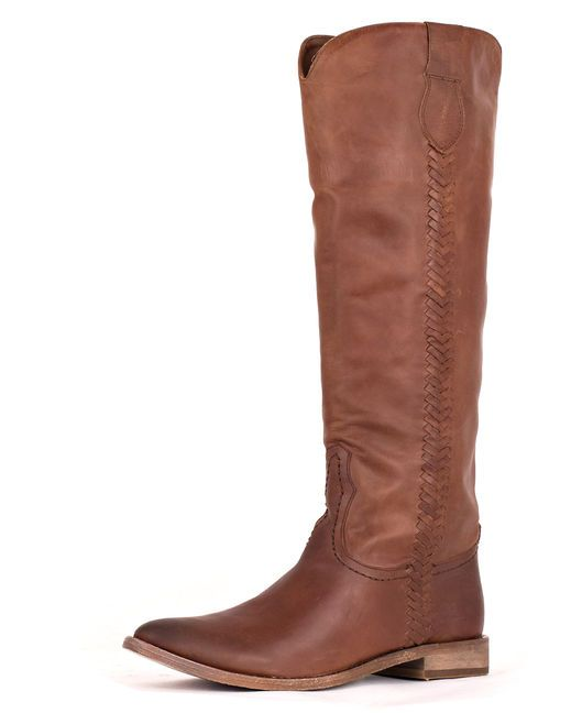 Lucchese Women's Chelsea Boot - Maple  http://www.countryoutfitter.com/products/31275-womens-chelsea-boot-maple #ridingboots