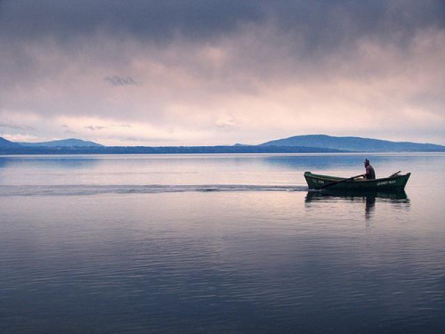 Lago Villarrica (Chile) #sinbadtrips | Sinbad