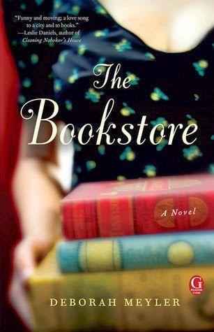 3 Star review THE BOOKSTORE by Deborah Meyler.