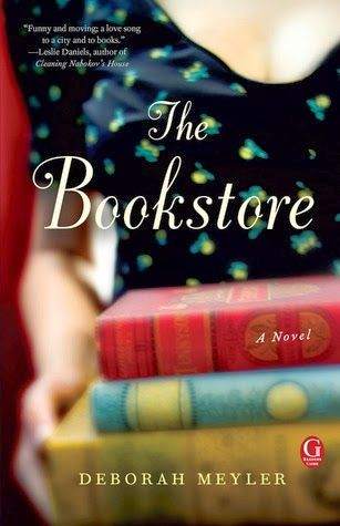 3 Star review THE BOOKSTORE by Deborah Meyler.