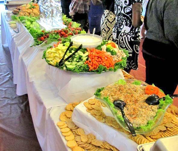 Wedding Reception Food Trays: Vegetable Trays For Wedding Receptions