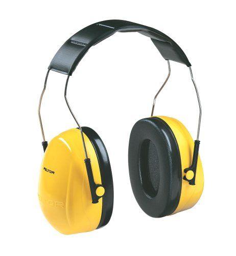 Peltor H9A Optime 98 Over-the-Head Earmuffs