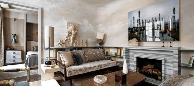 Парижские апартаменты «короля дизайна» Jean-Louis Deniot. http://faqindecor.com/ru/parizhskie-apartamenty-korolya-dizajna-jean-louis-deniot/