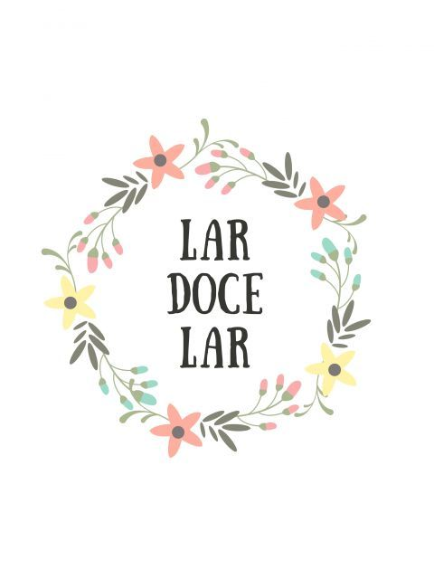 Poster - Lar Doce Lar