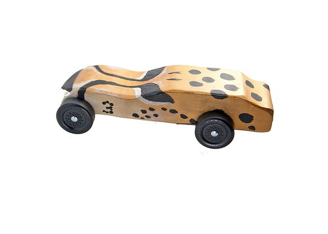 pinewood derby cat car