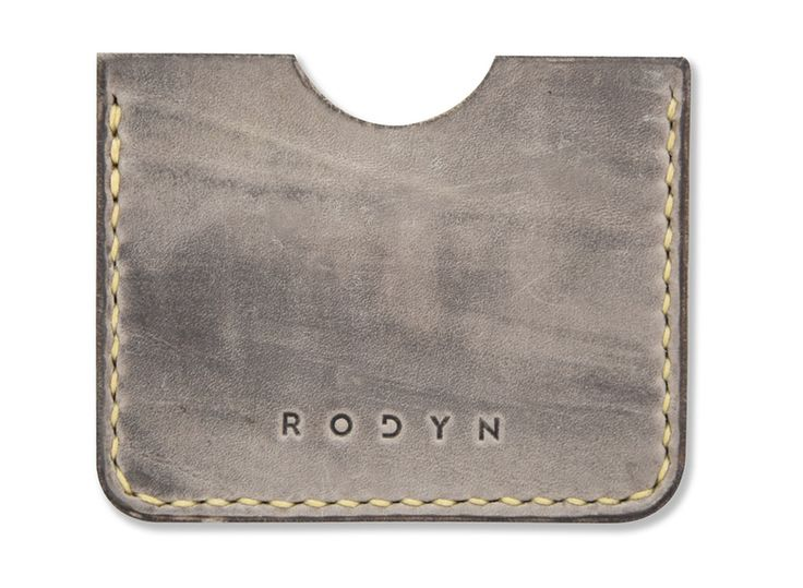Image of The Regulus Cardholder - grey