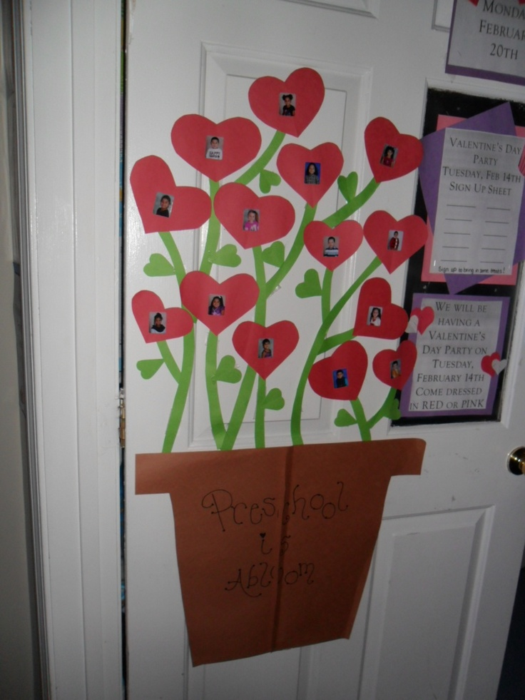 Toddler Classroom Valentine Ideas ~ Best images about classroom doors on pinterest more
