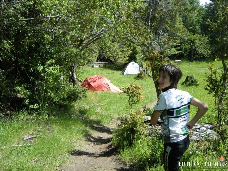 Huilo Huilo Camping
