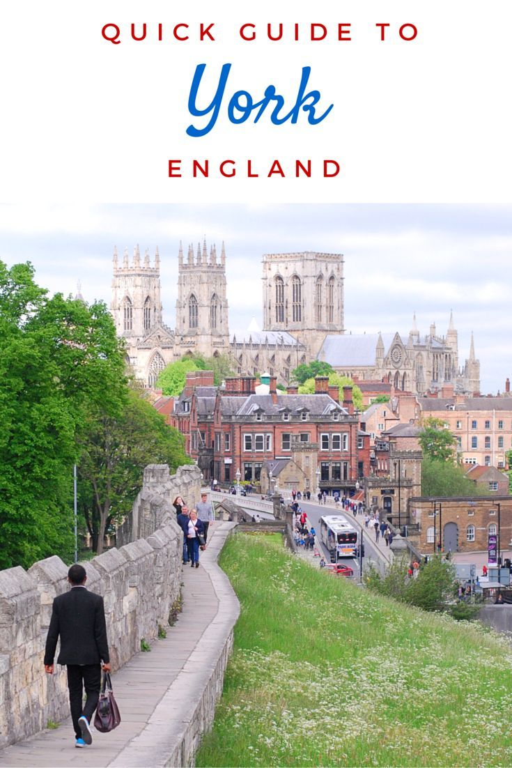City Break: 15 Things to do in York