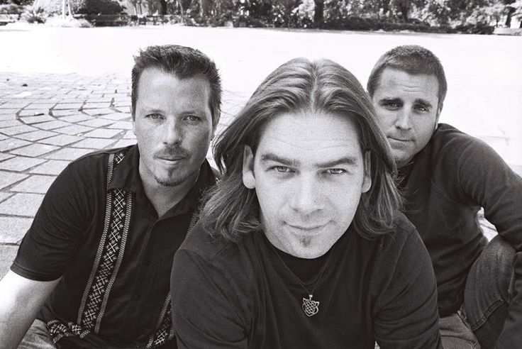 Great Big Sea is a Canadian folk-rock band from Newfoundland and Labrador, best known for performing energetic rock interpretations of traditional Newfoundland folk songs including sea shanties, which draw from the island's 500-year-old Irish, English, and French heritage. The band also performs original material.