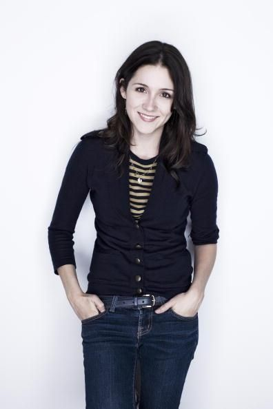 My doctor totally looks like Shannon Woodward