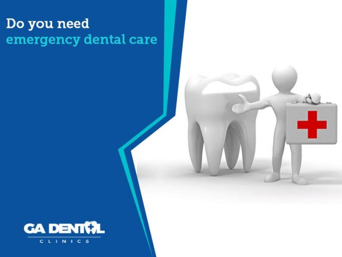 These are the possible reasons that make you rush to get emergency dental care. The dental emergency is a condition characterized by pain and discomfort that is beyond the control of the patient. However, an emergency dental treatment may not always involve pain, but could be something that needs to be treated on time.