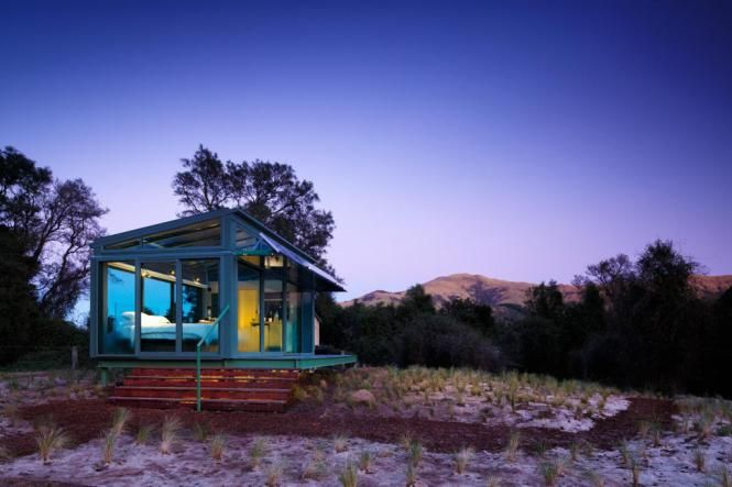 Find a location for your next PurePod stay, Little River, Kaikoura, Canterbury.