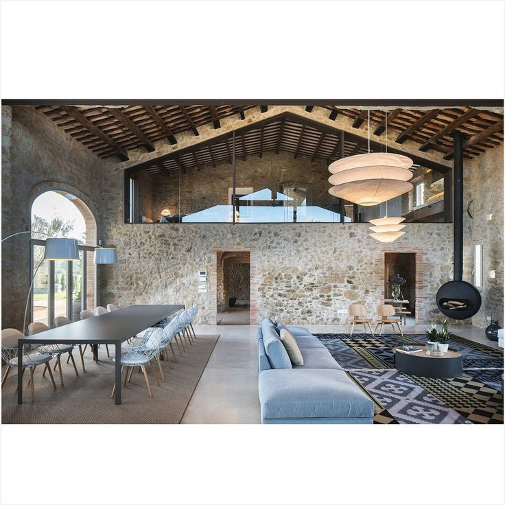 Our property of the week is a restored masia in Girona, Spain.  On the market via Lucas Fox for €2.9m