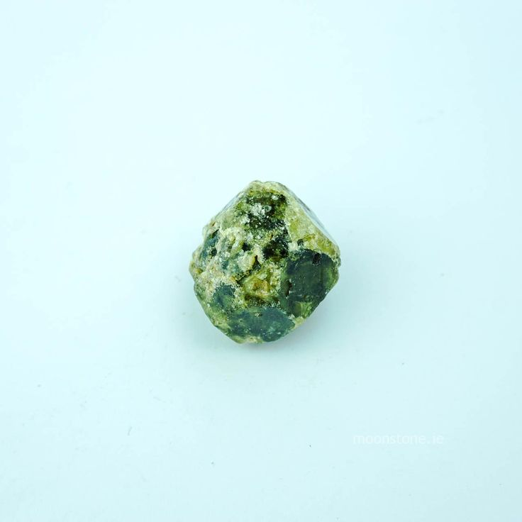 Green Garnet is a variety of the popular garnet family and is often referred to as a stone of abundance, and not just of material abundance.  Physically, it is used as an anti-inflammatory to ease the symptoms associated with arthritis, rheumatism, wounds and inflamed scar tissue. It detoxifies the blood and kidneys; helps with heart and lung disorders and aides in the treatment of acidosis and leukemia.