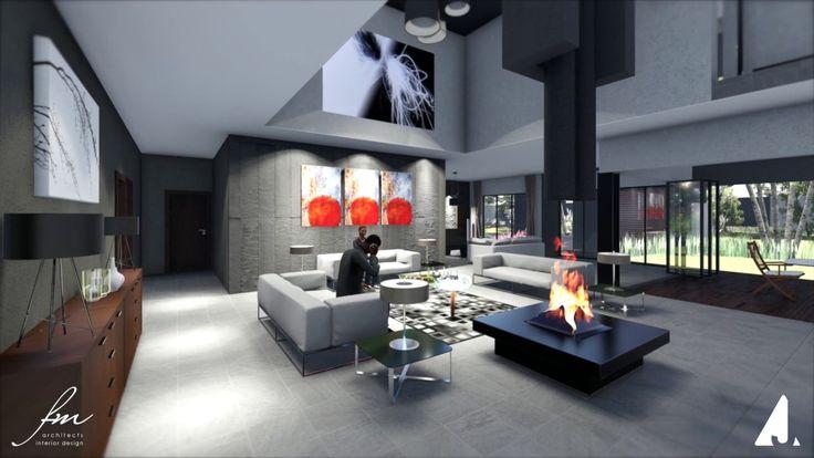 House M, Zambia by FM Architects