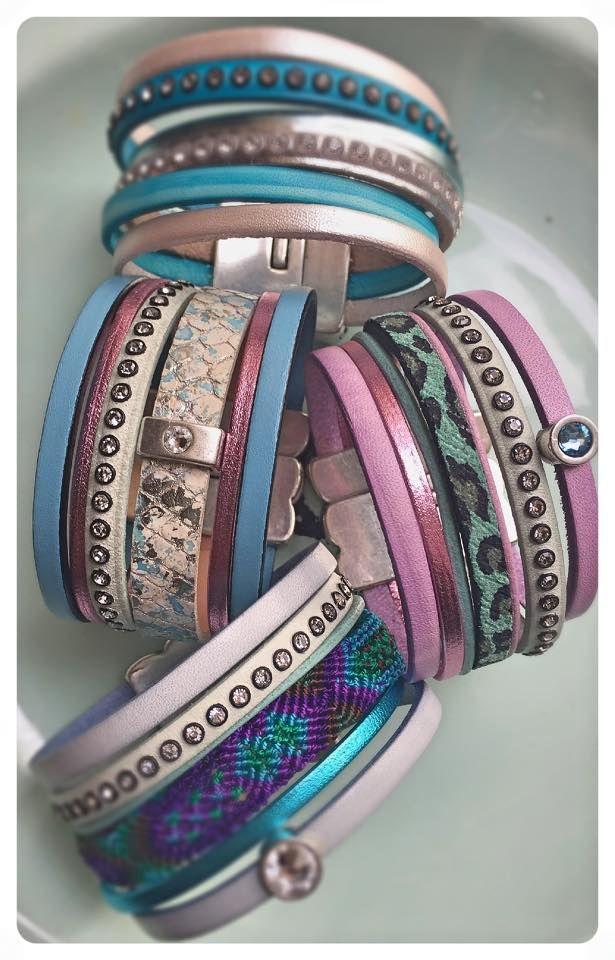 #ocoibiza #handmade #bracelets #pastel #oneofakind #jewelry