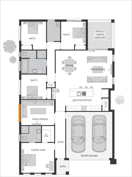 250 best House Plans images on Pinterest Floor plans, House floor - new aia final completion