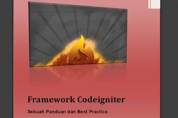 kumpulan tutorial codeigniter