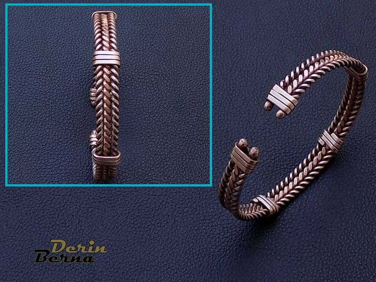 Men charm Bracelet,Adjustable men copper cuff bracelet,Twisted men Bracelet,Copper bracelet,Viking Bangle Bracelet,Men twisted Cuff Bracelet by BernaDerin on Etsy