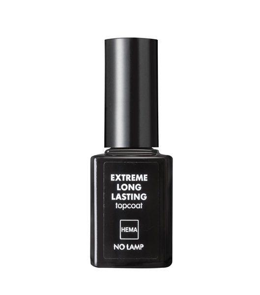 nagellak extreme longlasting topcoat - HEMA // extreme longlasting topcoat