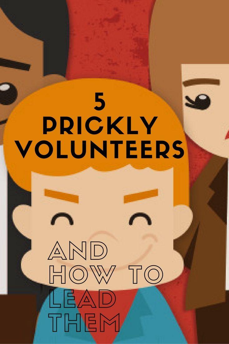 5 Volunteers You May Wish You Didnu0027t