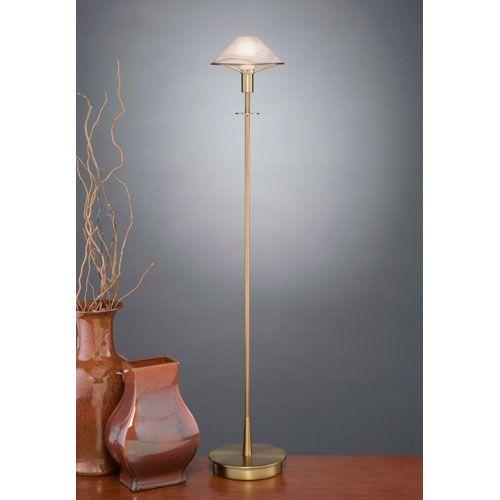 lighting for the aging eye antique brass floor lamp w alabaster white glass
