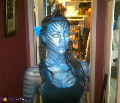 25+ best ideas about Avatar costumes on Pinterest Blue - Cool Cheap Halloween Costumes