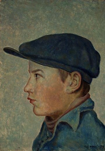 VILHO LAMPI Pojan Kuva (Eeli Kaitera, 1934)