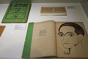 Fundação EDP - Exposições - Almada Negreiros: O que nunca ninguém soube que houve (desenho, pintura, livros de artista)