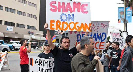RT Wed, 01 Jun 2016 13:49 UTC  © Flickr/ mrsamisnow Thousands of emails have been reportedly sent out by the Turkish community to German MPs, threatening the politicians and calling them names in … https://winstonclose.me/2016/06/02/recognising-the-armenian-genocide-german-mps-receive-death-threats-turkey-warns-germany-to-be-careful-by-rt/
