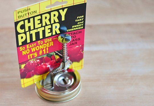 Smart Designs: The Best Cherry Pitter Ever