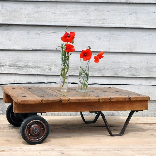 9 Best Images About Dolly Table On Pinterest The Morning Trucks And Vintage