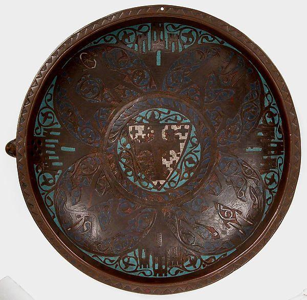 Gemellion (umyvadlo) s náručí latinského Jeruzalémského království | francouzský | The Met
