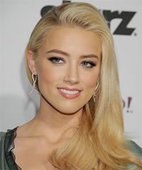 Steal Her Style – Amber Heard Depp | The Delicious Down 'Do #amber #depp #celebrity #hair #inspiration