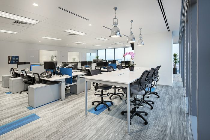 Trading Technologies Offices - Singapore - Office Snapshots