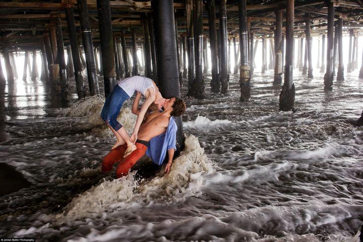 See this image of Santa Monica, CA - Jill Wilson and Jacob Jonas in @JordanMatter's Dancers Among Us