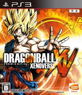 Dragon Ball Xenoverse JPN ps3 iso rom download Xbox one